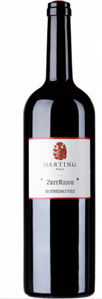 """""""ZeitReise"""" Rotweincuvée trocken """"Barrique"""" Magnum"""