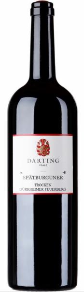 """Spätburgunder** trocken """"Barrique"""" Magnum"""